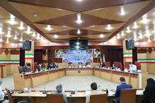 هشتاد و چهارمین جلسه کمیسیون حقوقی و املاک شورای شهر اهواز برگزار شد