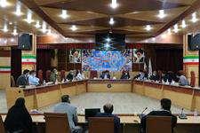 صد و بیست و سومین جلسه کمیسیون برنامه و بودجه شورای شهر اهواز برگزار شد