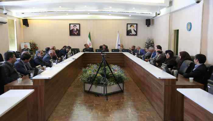 تغییرات مدیریتی در شرکت آب منطقه ای تهران