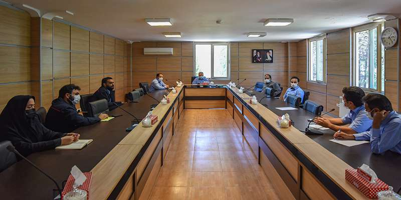 برگزاری جلسه شورای فرهنگی