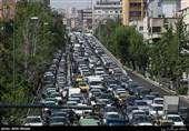 کاهش ۹.۷ درصدی تردد در جادههای کشور/ترافیک سنگین در آزادراه قزوین-کرج