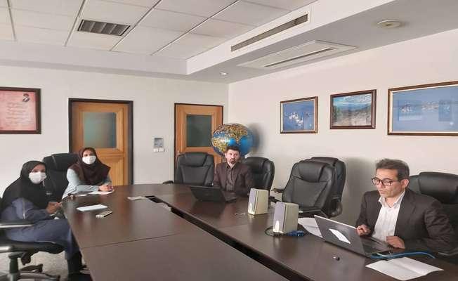 اولین نشست وبینار تبیین طرح ملی صیانت از منابع آب و محیط زیست برگزار شد