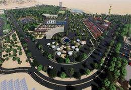 اجرای پروژه 38 هکتاری شهر لار نیاز به مشارکت سرمایه گذاران دارد