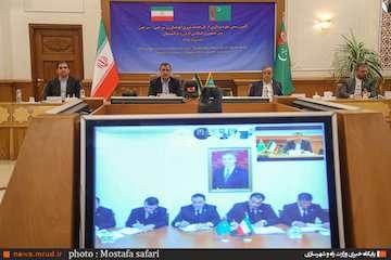افتتاح پل سرخس، الگویی مثبت برای همکاریهای دوجانبه/ ترانزیت و تجارت میان ایران و ترکمنستان از سر گرفته میشود