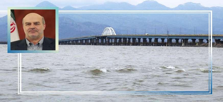 احیای کامل دریاچه ارومیه در سال ۱۴۰۶