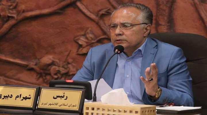 نگاه مثبت اعضای شورا شهر به اقدامات حقوقی شهرداری تبریز