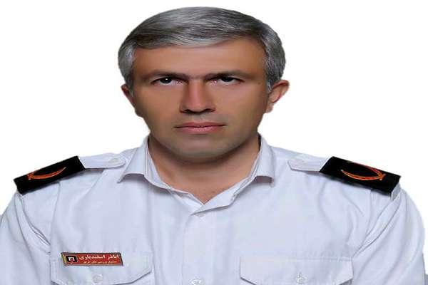 حریق علفهای هرز و ضایعات در خیابان امام(ره) اطفاء شد