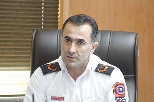 تاکید رییس سازمان آتش نشانی رشت بر رعایت ضوابط مبحث سوم مقررات ملی ساختمان/آتش نشانی رشت