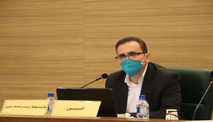 دکتر «علی ناصری»: فعالیت کارخانهها و مراکز آلوده کننده رودخانههای خشک و چنار راهدار بررسی میشود