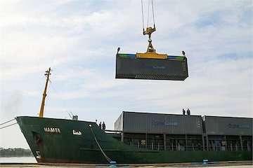 آغاز صادرات مجدد کالا از بندر خرمشهر به بنادر کویت/۳فروند شناور به مقصد کویت بارگیری و در بنادر آن کشور تخلیه شده است