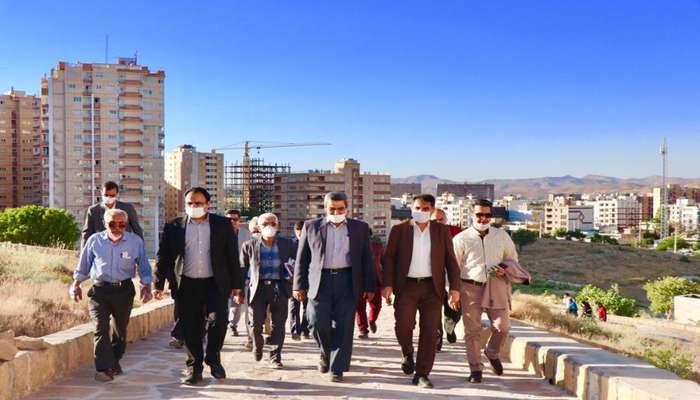 رئیس کمیسیون عمران شورای شهر شیراز: پروژههای ارزشمند عمرانی شیراز آماده بهرهبرداری است