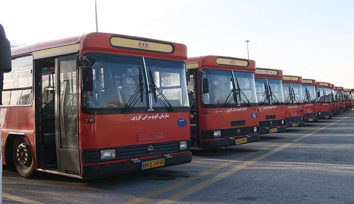 ناوگان اتوبوسرانی با 30درصدظرفیت فعال میشود