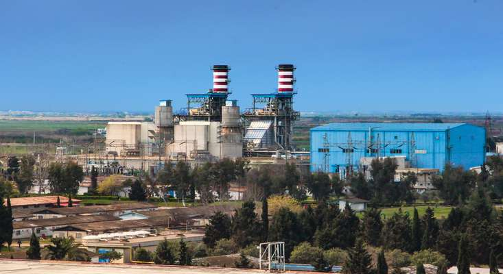 واحدهای گازی بلوك سيكل تركيبي نيروگاه نكا به مدار تولید بازگشتند