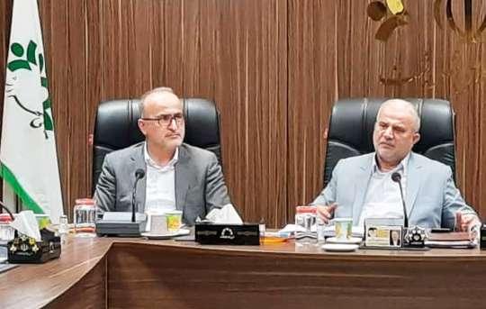 اجرای پروژه های حاصل از محل در آمد تبصره 3 در جلسه شورای شهر رشت بررسی شد