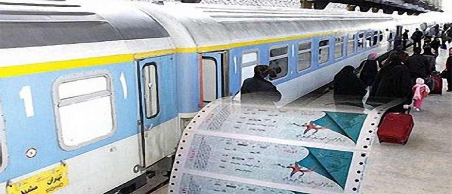 فروش بلیت قطارهای مسافری رجا آغاز شد