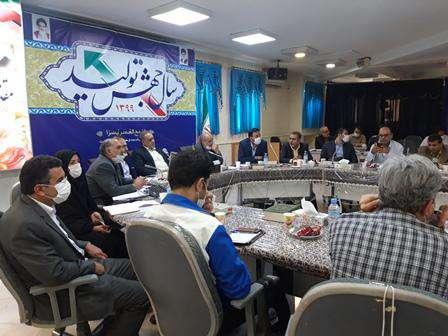 برگزاري نخستين جلسه كارگروه مديريت پسماند شهرستان اصفهان در سالجاري