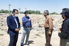 بازدید سنواتی از منطقه سه شهرداری اهواز