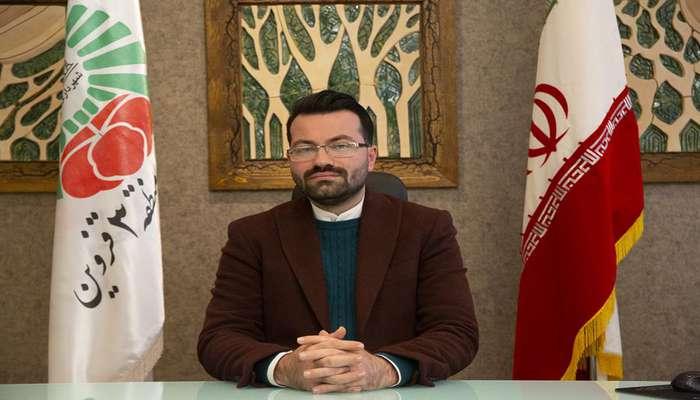 310 مترمربع از پیادهروهای ناحیه مهدیه کفپوش شدند