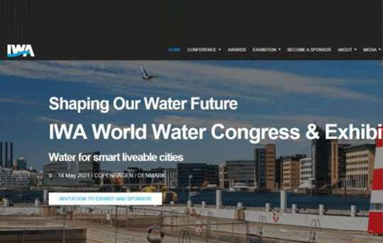 پذيرفته شدن مقاله همکار آبفاي گيلان در کنفرانس جهانی آب سال2021