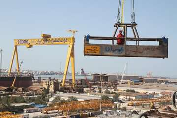 ۱۰۰ میلیون یورو اعتبار برای تجهیز ناوگان عملیاتی بنادر