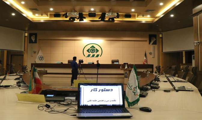 در یکصد و سی و هفتمین جلسه شورای شهر شیراز؛ اساسنامه سازمان پارکها و فضای سبز شهری شیراز تصویب شد