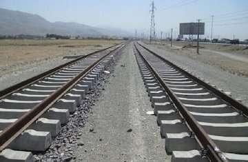 پروژه ۲ خطه شدن راه آهن قزوین - کرج پنجشنبه افتتاح می شود