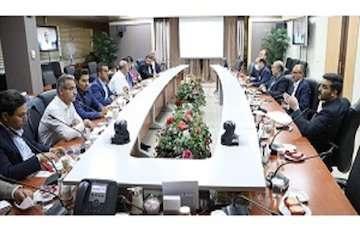 برگزاری نشست تخصصی طرح ارتقای کیفیت راهداری در محورهای هراز ،چالوس و فیروزکوه