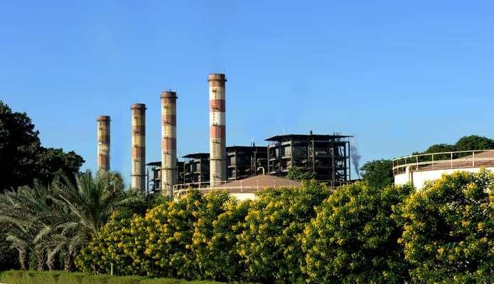 تولید بیش از یک میلیون مگاوات ساعت برق توسط نیروگاه بندرعباس در  خرداد ماه ۱۳۹۹