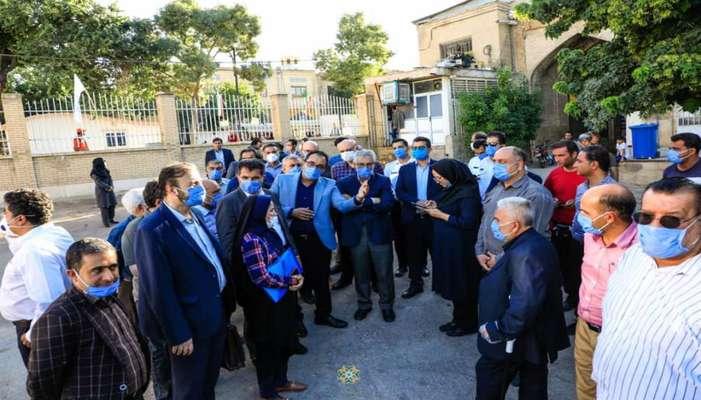 «سولماز دهقانی» در آیین بازآفرینی سرای روغنیها: بازآفرینی فضاهای شهری شیراز، در دستور کار شورا است