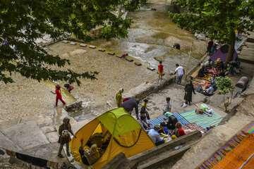 هشدار هواشناسی: از اتراق در حاشیه رودخانهها و مسیلها بپرهیزید