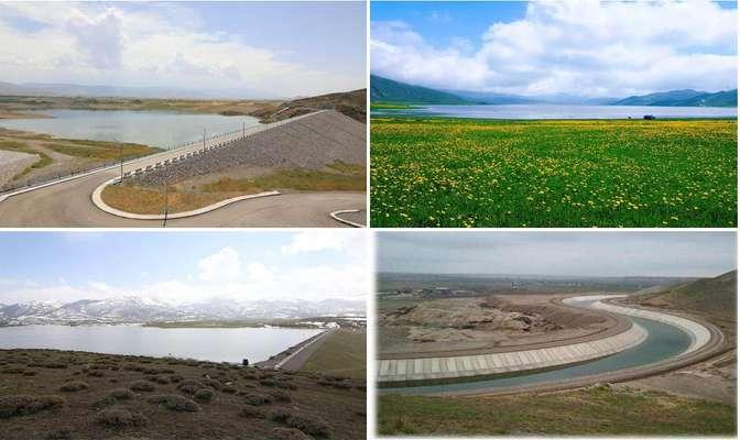 48 پهنه آبی استان اردبیل مستعد رونق گردشگری آبی
