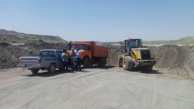 برخورد قاطع با رودخانه خواری در تربت جام