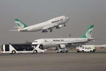 ادعای مطرح شده درمورد شرکت هواپیمایی ماهان جعلی است