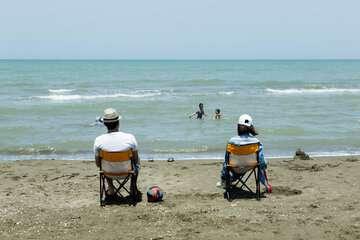 دما در سواحل خزر و شمال شرق کشور افزایش مییابد