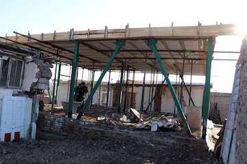 اتمام تعمیرات ۳۵۵۲ واحد شهری و روستایی زلزلهزده آذربایجانشرقی/ارایه تسهیلات احداثی، تعمیری، احداثی دامی و معیشتی به ۹۸۸۶ واحد