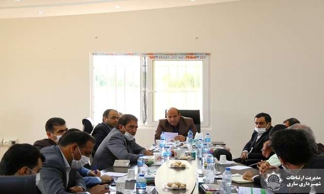 جلسه رفع موانع سرمایهگذاری پروژه فاز دوم بوستان ملل برگزار شد