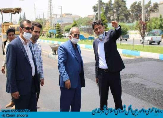 سیاست تحسین برانگیز شهردار ساری در توانمند سازی سازمان عمران