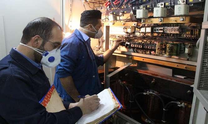 بازگشت واحد بخار سيكلتركيبي نيروگاه نكا به مدار تولید