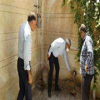 آبرسانی  پایدار به بیش از 2000 مشترک آبفا در شهر شمس آباد دزفول