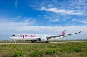 مخالفت قطرایرویز با اجرای فاصلهگذاری اجتماعی در هواپیما