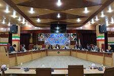 صد و بیست و پنجمین جلسه کمیسیون برنامه و بودجه شورای شهر اهواز برگزار شد