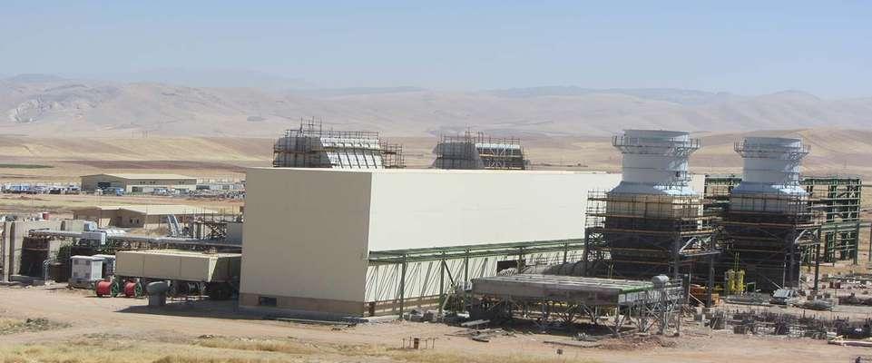 تفاهمنامه احداث واحدهای جدید گازی نیروگاه سیکلترکیبی خرمآباد به امضا رسید