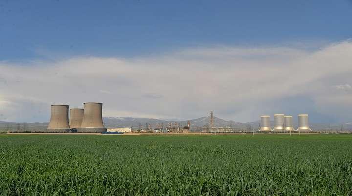 رشد 10 درصدی تولید انرژی در نیروگاه شهید رجایی