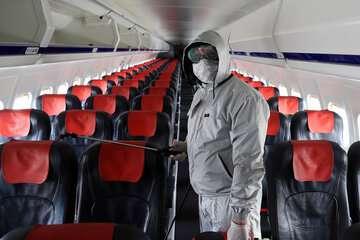 چرا فاصلهگذاری اجتماعی در پروازها رعایت نشد؟