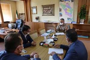 در نشست مدیرکل راه و شهرسازی استان با مدیرعامل بانک مسکن، نحوه پرداخت تسهیلات طرح اقدام ملی مسکن برر...