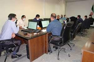 سومین جلسه بررسی ضوابط طرح تفصیلی بجنورد، دوشنبه 2 تیر ماه 99