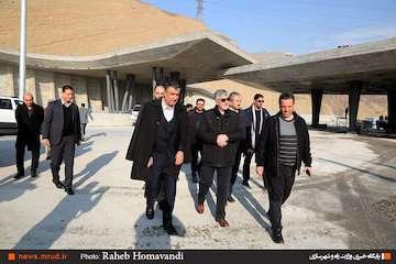 قطعه دوم مسیررفت آزادراه تهران-شمال تا پایان بهار ۱۴۰۰ آماده میشود