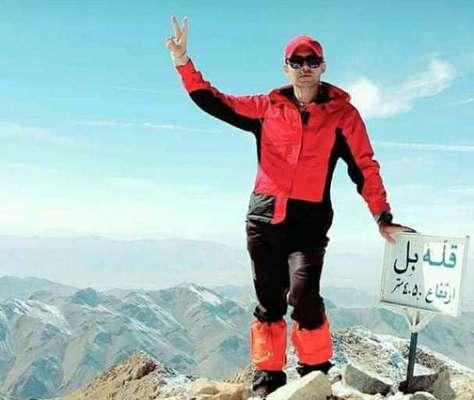پیام تسلیت شهردار یاسوج در پی درگذشت البرز زارعی مدافع طبیعت زاگرس