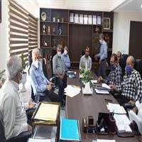 برگزاری جلسه وصول مطالبات آبفا دزفول و شهرهای تابعه