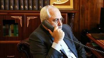 ظریف: ایران جعبه سیاه هواپیمای اوکراینی را به فرانسه ارسال میکند